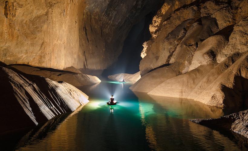 Son Doong dans le top 11 meilleures destinations du monde