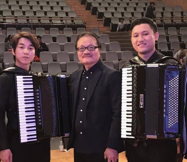Concours international d'accordéon en Chine: les accordéonistes vietnamiens se distinguent