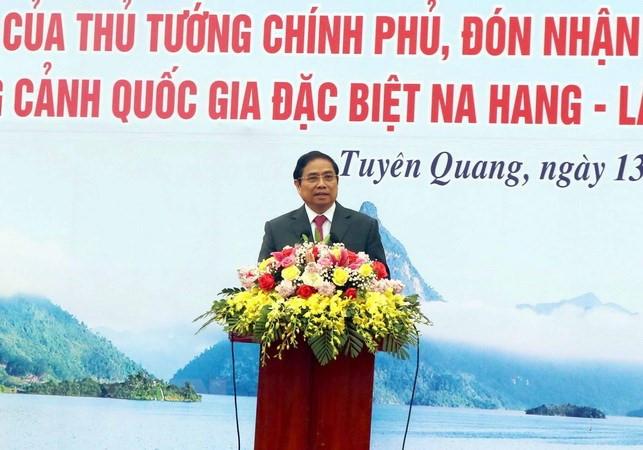 Lancement du mouvement d'émulation patriotique à Tuyên Quang