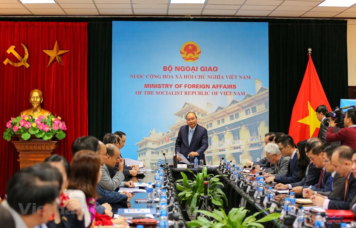 Le Premier ministre examine les préparatifs du 2e Sommet Etats-Unis - RPDC