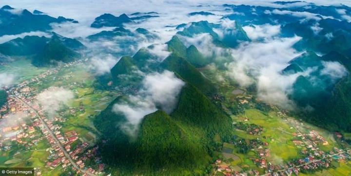 Des paysages du Vietnam beaux à couper le souffle