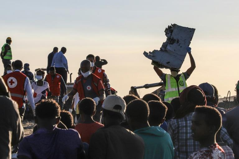 Crash aérien: deuil national en Éthiopie