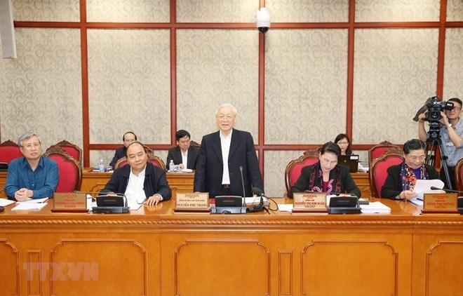 La province de Nghe An doit s'efforcer de devenir une localité phare