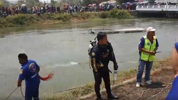 Cinq Vietnamiens ont trouvé la mort dans un accident en Thaïlande