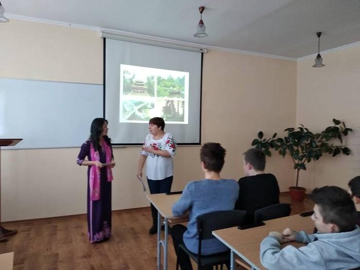 Journée internationale de la langue maternelle: un échange en Ukraine