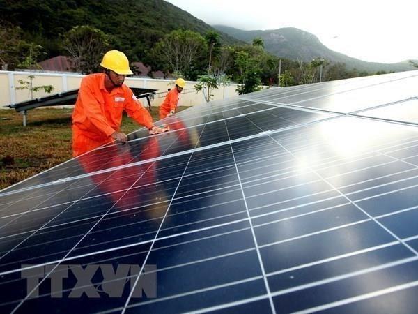 L'USAID soutient le développement des énergies renouvelables
