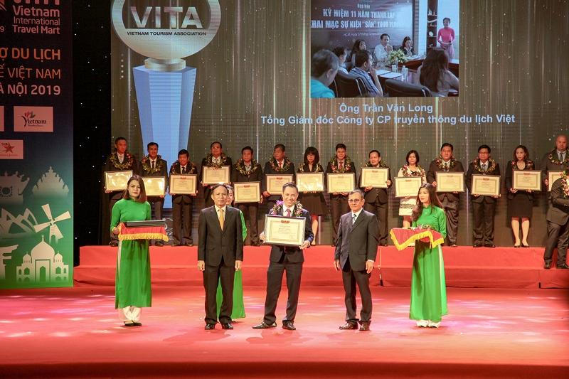 Distinction des meilleurs voyagistes du Vietnam