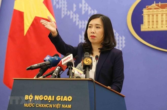 Le Vietnam s'oppose à l'exercice de tir réel de Taïwan (Chine) sur l'île de Ba Binh