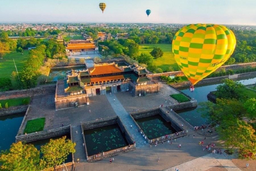 Huê: Bientôt le 3e Festival international de montgolfières 2019