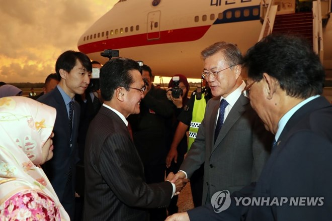La R. de Corée veut promouvoir les échanges culturels et humains avec l