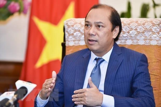 Dialogue ASEAN – Etats-Unis à Washington DC