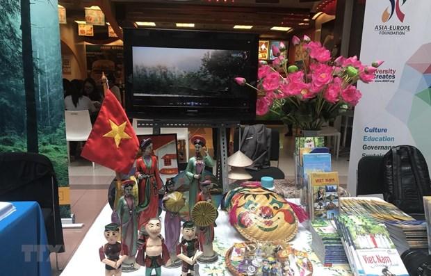 Le Vietnam participe au festival culturel de l