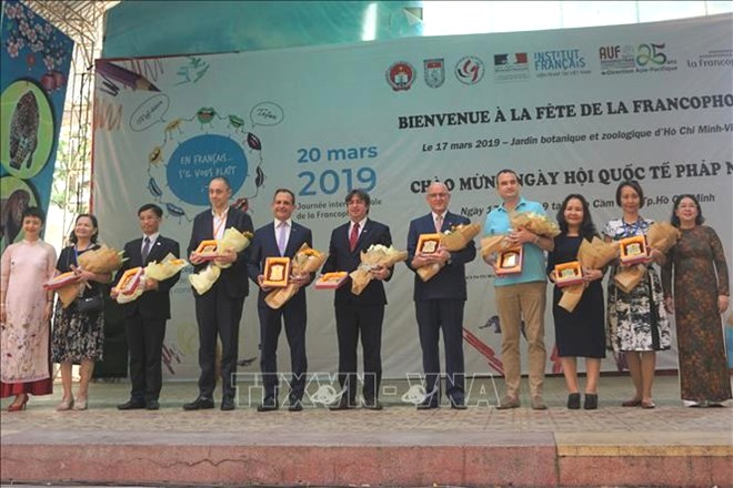 La Journée internationale de la Francophonie 2019 fêtée à Hô Chi Minh-Ville