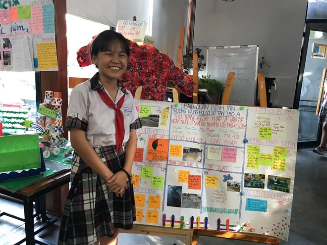 Les concours scientifiques attirent de plus en plus de lycéens