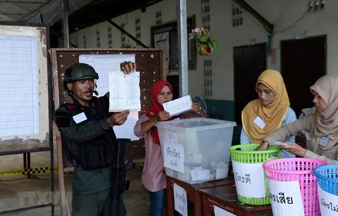 Thaïlande: les résultats des élections annoncés