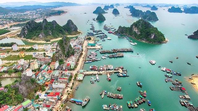 Vân Dôn vise à devenir l'une des meilleures villes pour vivre en Asie-Pacifique