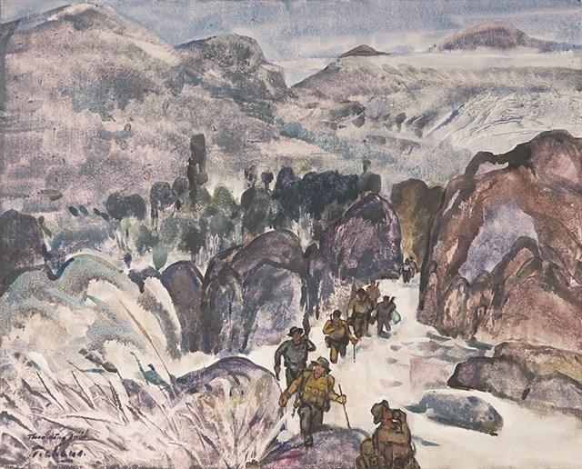 """Exposition """"Mémoire de Truong Son"""""""