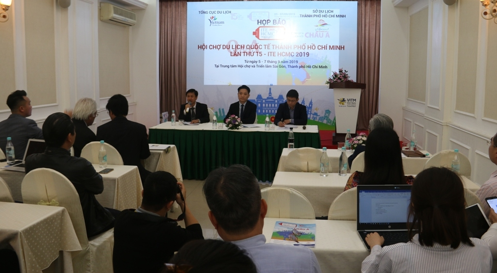 Salon international du tourisme de Hô Chi Minh-Ville 2019