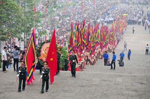 La fête des rois fondateurs Hung 2019 se tiendra dans 5 pays