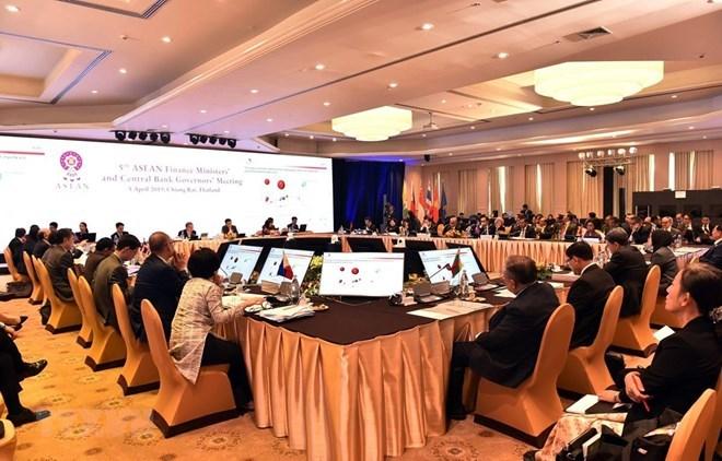 ASEAN: Les ministres des Finances et gouverneurs de banques centrales se réunissent en Thaïlande