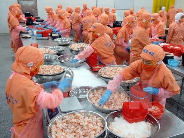 1er trimestre: Bond des exportations nationales de produits aquatiques