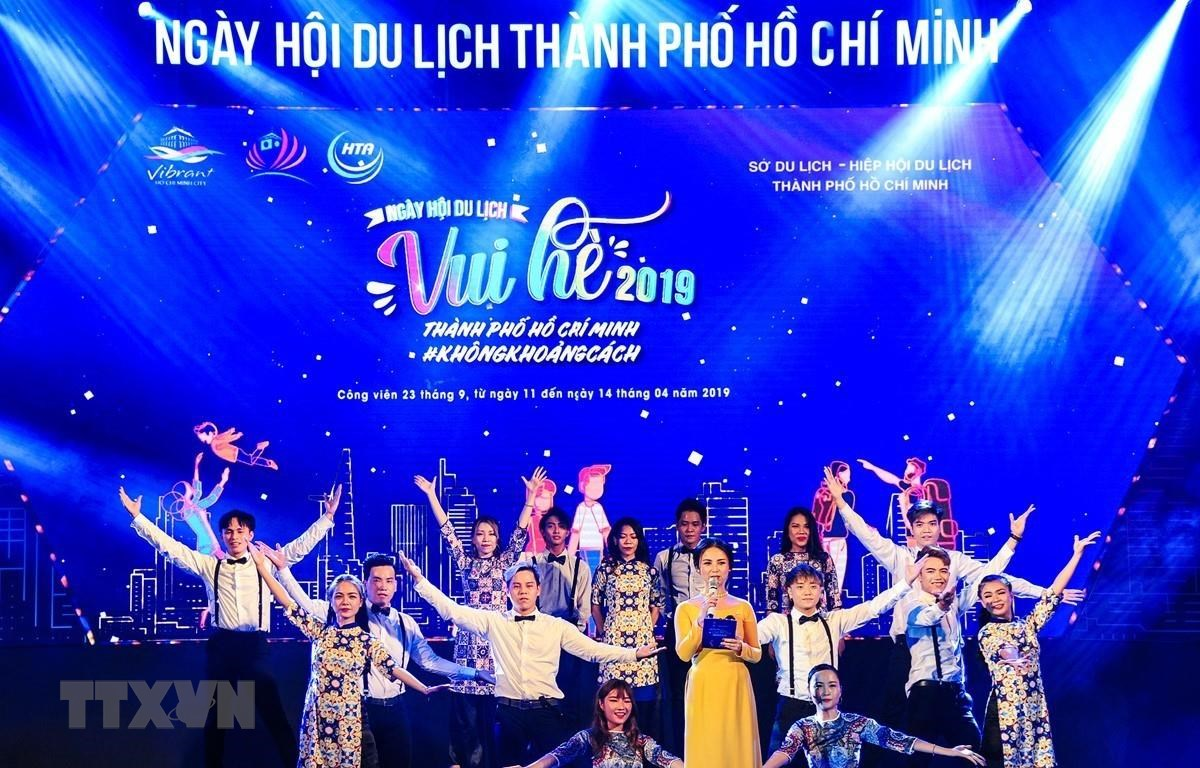 Ouverture de la 13e Fête du tourisme de Hô Chi Minh-Ville 2019