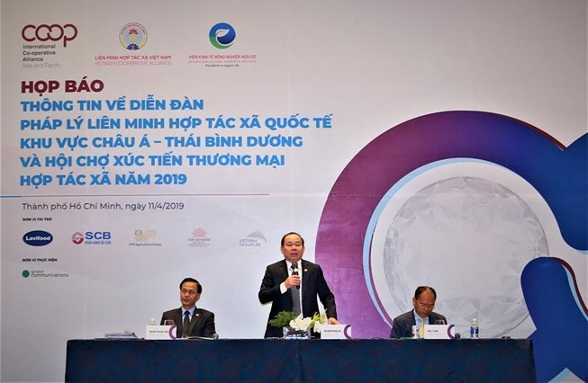 Le Vietnam accueillera le Forum juridique de l'Alliance des coopératives de l'Asie-Pacifique
