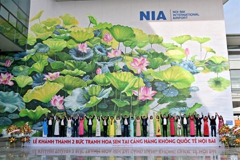 Une artiste vietnamienne remporte le Trophée d