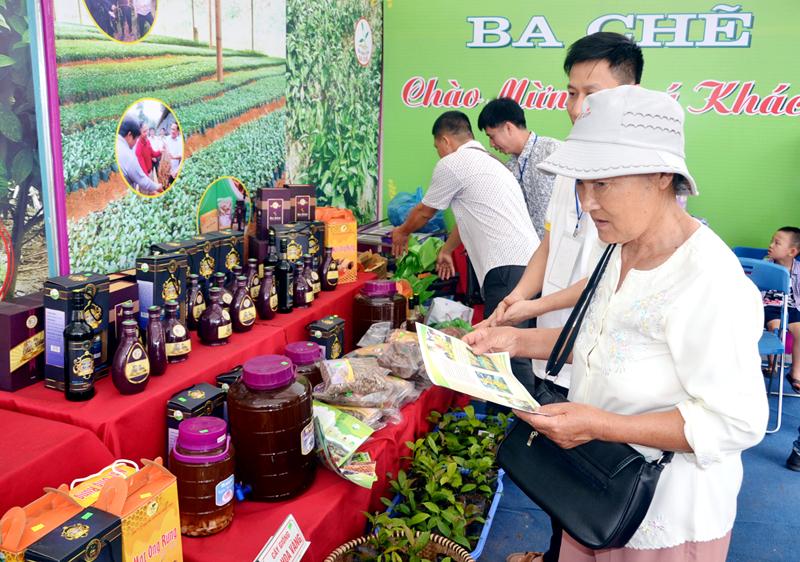 """Bientôt la foire internationale """"Un village un produit"""" 2019 à Ho Chi Minh-Ville"""