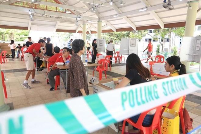 Singapour: près de 2,6 millions d
