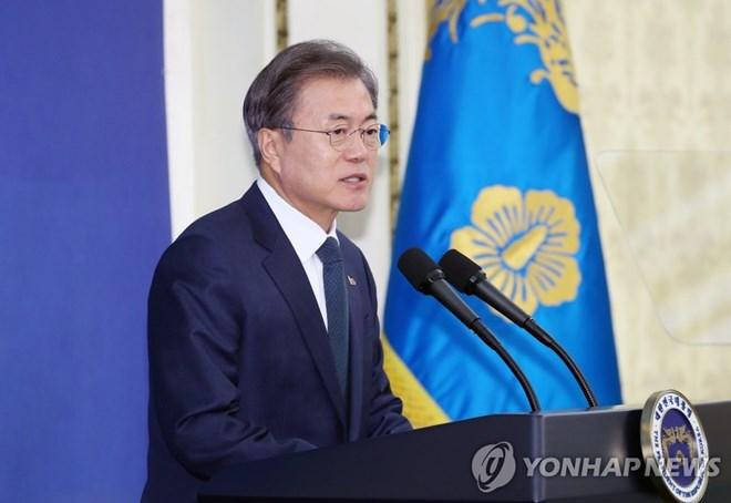 Le président sud-coréen aura un sommet avec les dirigeants de l