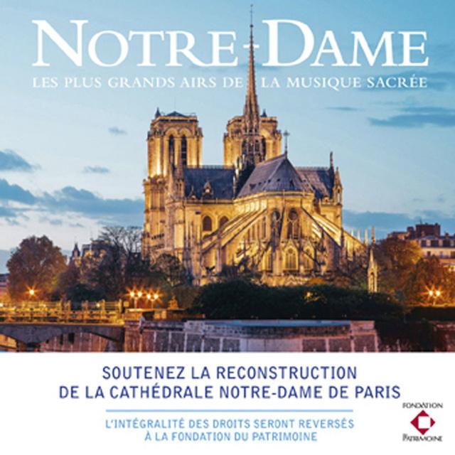 Recueillir des fonds pour reconstruire de la cathédrale Notre-Dame de Paris