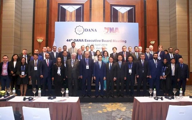 Presse: ouverture de la 44e réunion du Comité exécutif de l'OANA