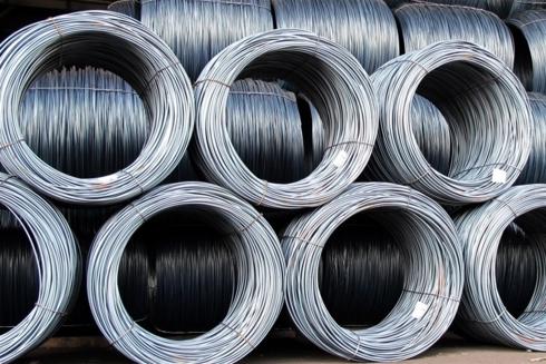 1er trimestre: bond des exportations nationales d'acier et de fer