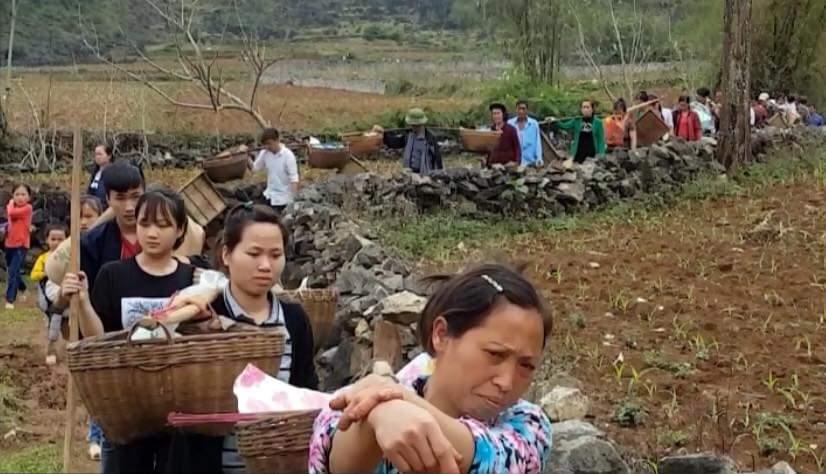 Le Têt Thanh Minh pour les Tày et Nùng