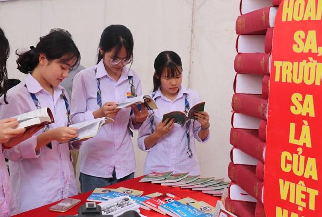 Thai Binh : Ouverture de la Journée du livre et de l