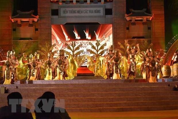 La Zone commémorative des rois fondateurs Hùng à HCM-V a accueilli 3 millions visiteurs