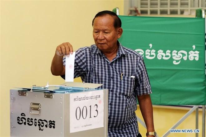 Cambodge: le PPC rafle la majorité des voix aux élections des conseils locaux