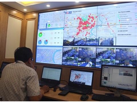 Hô Chi Minh-Ville: les résultats de la 1e phase du projet urbain intelligent