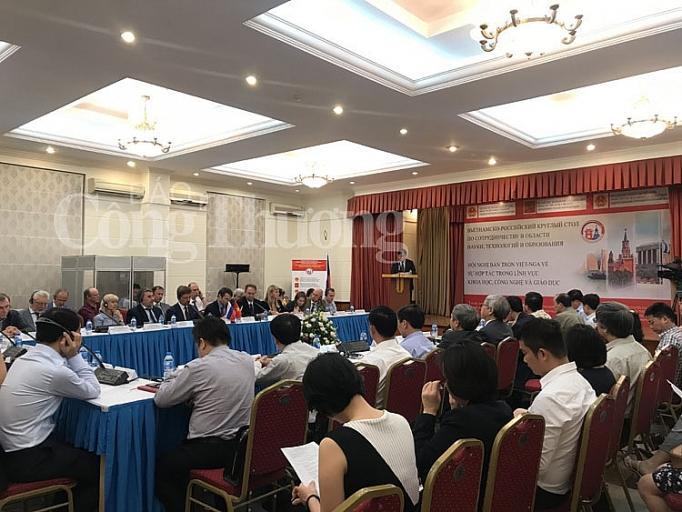Vietnam – Russie: rendre la coopération scientifique plus substantielle