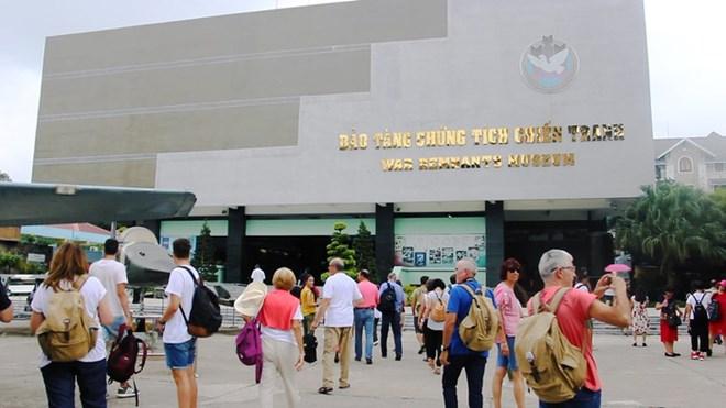 Le Musée des vestiges de la guerre et l'aspiration à la paix