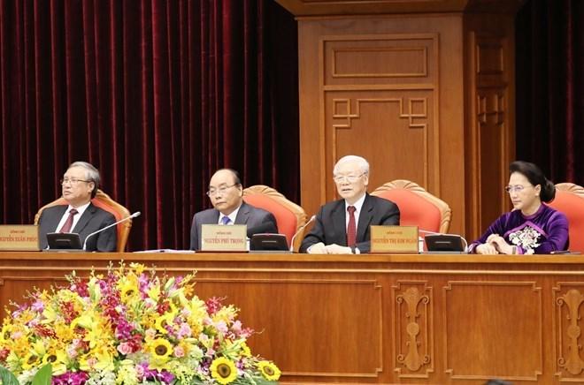 La préparation du prochain Congrès national du Parti en débat