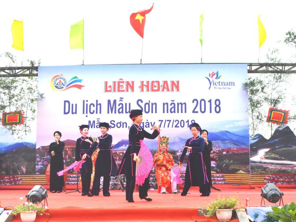 Festival touristique de Mâu Son 2019 : Opportunité de promouvoir les potentiels touristiques de Lang Son