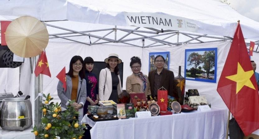 Embassy Festival, une occasion de présenter la culture et la gastronomie vietnamienne