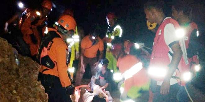 Indonésie: au moins 5 personnes tuées et 15 enfouies dans l