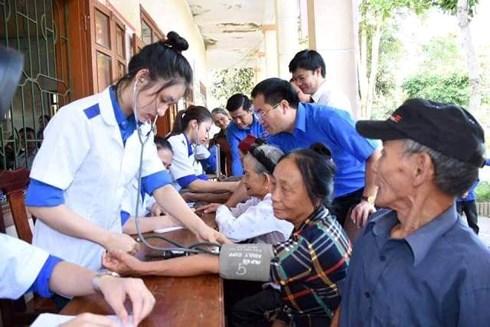 20.000 jeunes médecins volontaires pour un Vietnam en bonne santé