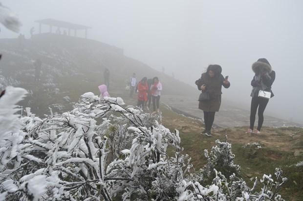 Approbation de la planification du site touristique national de Mau Son