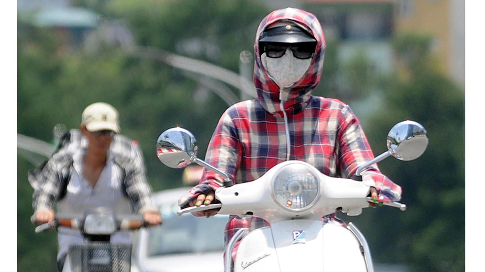 Le Vietnam fait face à une nouvelle vague de chaleur et les températures atteignent les 40°C