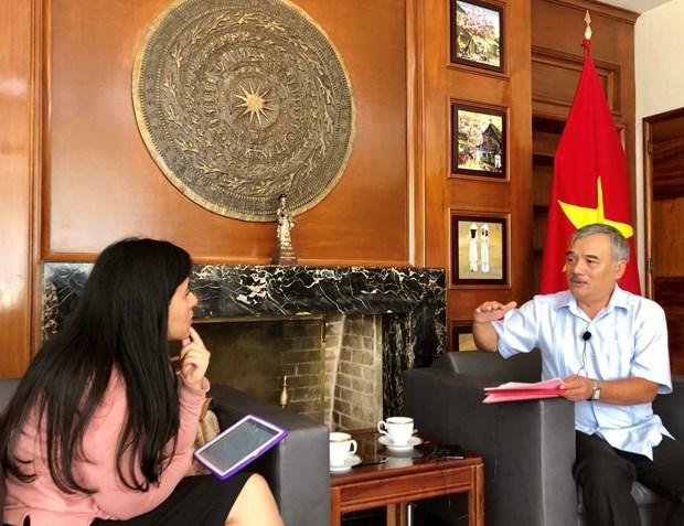 Les relations entre le Vietnam et le Mexique au beau fixe