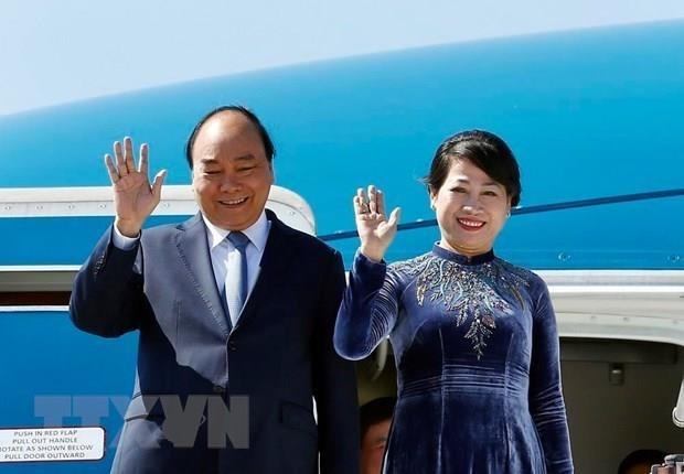 Le Premier ministre part pour la Russie, la Norvège et la Suède